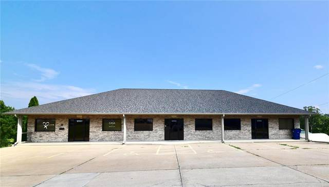 10880 Business 21, Hillsboro, MO 63050 (#21060733) :: Parson Realty Group