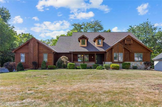 1126 S Charlemagne Drive, Lake St Louis, MO 63367 (#21060742) :: Clarity Street Realty