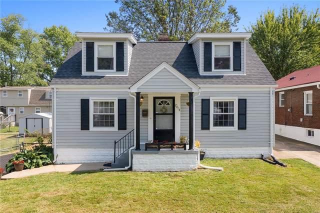 2418 E Milton Avenue, St Louis, MO 63114 (#21060746) :: Palmer House Realty LLC