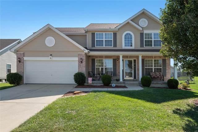 2700 Ambridge Drive, Belleville, IL 62221 (#21060776) :: Parson Realty Group