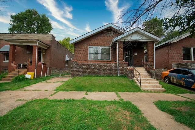 3111 Clay Avenue, St Louis, MO 63115 (#21060827) :: Matt Smith Real Estate Group