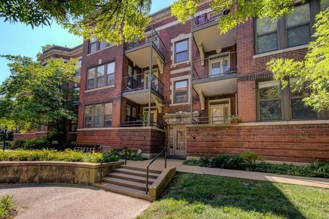 609 Clara Avenue #4, St Louis, MO 63112 (#21060848) :: Palmer House Realty LLC