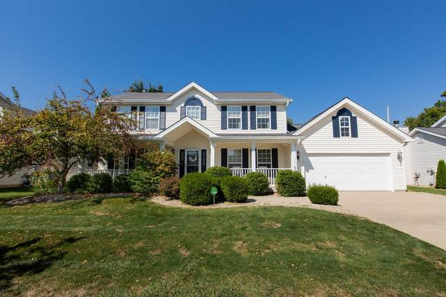 516 Glen Oak Drive, O'Fallon, IL 62269 (#21060864) :: Jeremy Schneider Real Estate