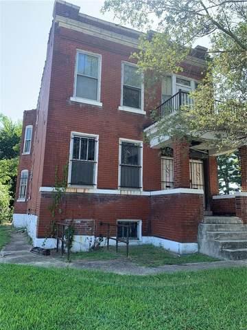 4138 West Belle Place, St Louis, MO 63108 (#21061068) :: Matt Smith Real Estate Group
