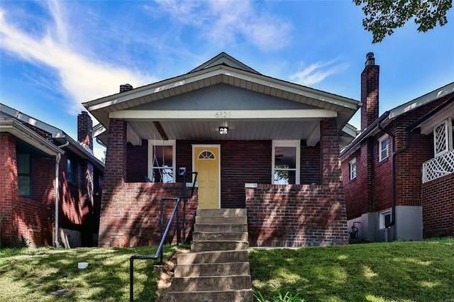 6521 Etzel Avenue, University City, MO 63130 (#21061186) :: Kelly Hager Group | TdD Premier Real Estate