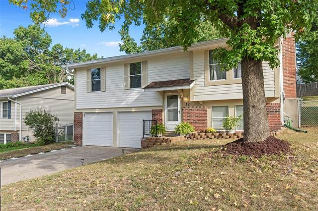 12 River Bluff, Saint Peters, MO 63376 (#21061208) :: Clarity Street Realty