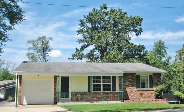 328 Jefferson Avenue, Valley Park, MO 63088 (#21061265) :: Parson Realty Group