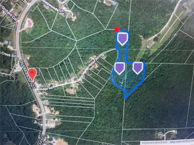 4507 Ridge Road, Barnhart, MO 63012 (#21061266) :: Mid Rivers Homes