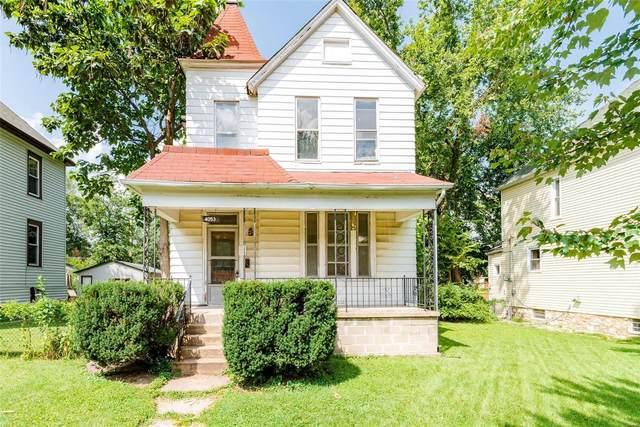 4053 Connecticut, St Louis, MO 63116 (#21061275) :: Parson Realty Group