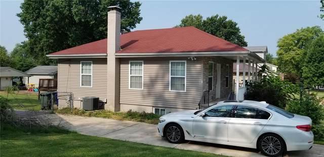 7118 Lindenwood Pl, St Louis, MO 63109 (#21061278) :: Delhougne Realty Group