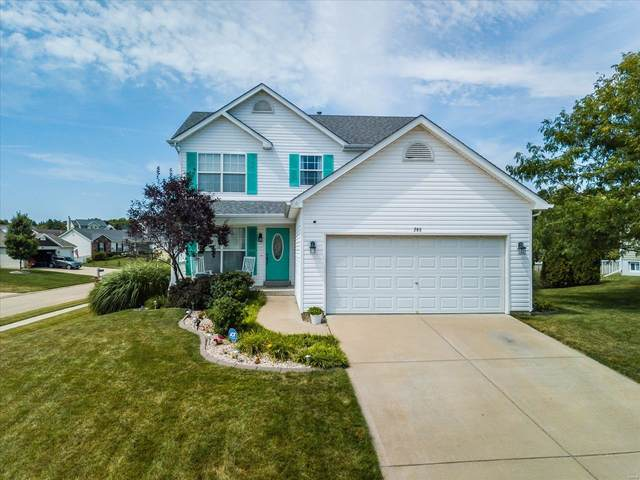 285 Whitetail Crossing Drive, Troy, MO 63379 (#21061279) :: Mid Rivers Homes