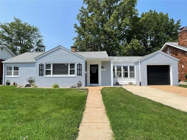 705 S Lincoln Avenue, O'Fallon, IL 62269 (#21061318) :: Realty Executives, Fort Leonard Wood LLC
