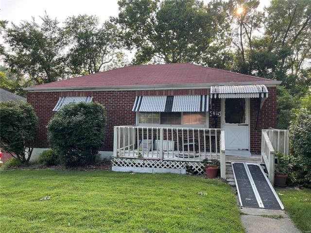 415 Warfield Avenue, St Louis, MO 63135 (#21061325) :: Parson Realty Group