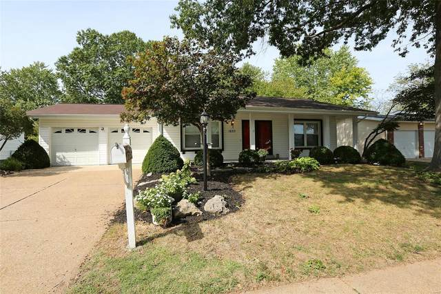 1625 Leisure Drive, Florissant, MO 63031 (#21061340) :: Matt Smith Real Estate Group