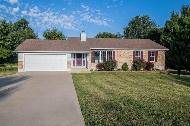 6352 Rainbow Ridge, Washington, MO 63090 (#21061361) :: The Becky O'Neill Power Home Selling Team