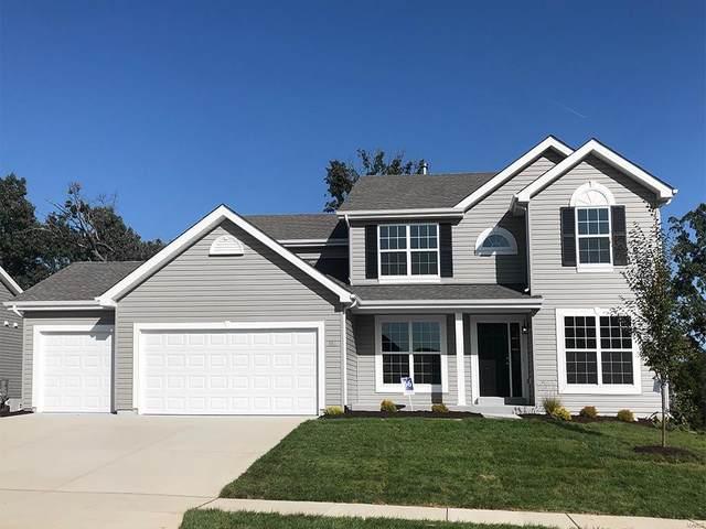 17480 Wyman Ridge Drive, Eureka, MO 63025 (#21061397) :: Parson Realty Group