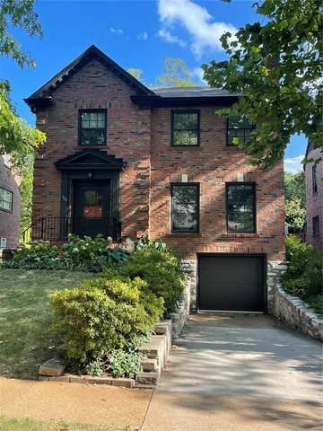 7616 Carswold Drive, Clayton, MO 63105 (#21061402) :: Jenna Davis Homes LLC