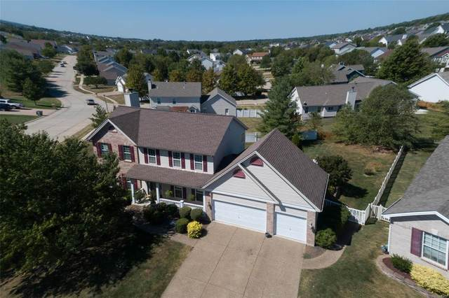 21 Sutton Valley Place, Saint Peters, MO 63376 (#21061421) :: The Becky O'Neill Power Home Selling Team