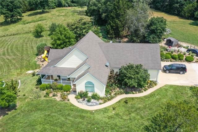 7914 Hillsboro House Springs Road, Hillsboro, MO 63050 (#21061451) :: Friend Real Estate