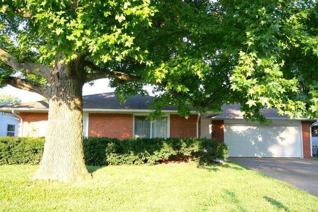 212 Vale Drive, Fairview Heights, IL 62208 (#21061464) :: Clarity Street Realty