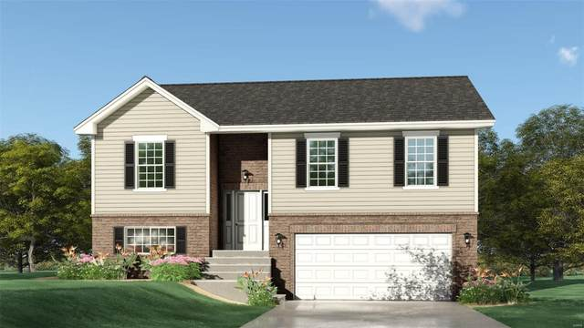 420 Ganim Drive, Shiloh, IL 62221 (#21061468) :: The Becky O'Neill Power Home Selling Team