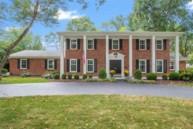 12322 Ironstone Road, St Louis, MO 63131 (#21061529) :: Parson Realty Group