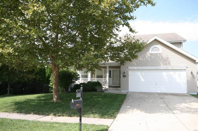 2429 Cypress Knoll Court, Belleville, IL 62221 (#21061538) :: Parson Realty Group