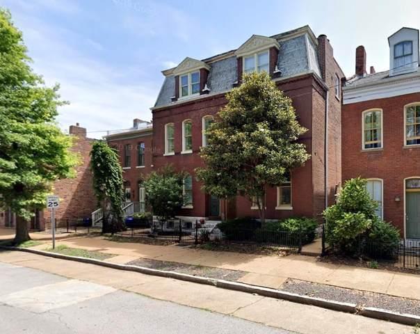 1420 Dolman Street, St Louis, MO 63104 (#21061541) :: Clarity Street Realty