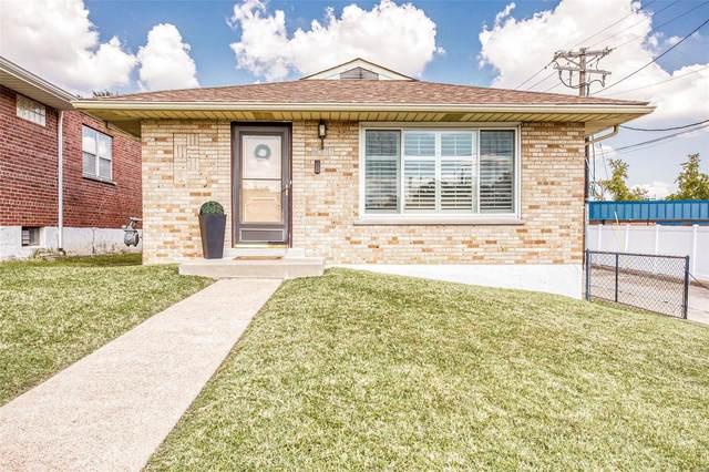 6521 Bancroft Avenue, St Louis, MO 63109 (#21061567) :: Palmer House Realty LLC