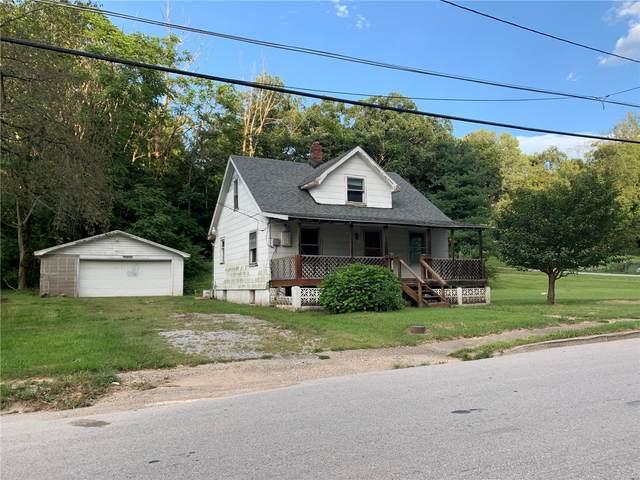 1412 Fulton Avenue, Hannibal, MO 63401 (#21061648) :: Clarity Street Realty