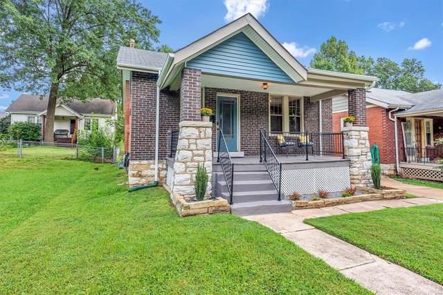 6931 Marquette Avenue, St Louis, MO 63139 (#21061650) :: Parson Realty Group