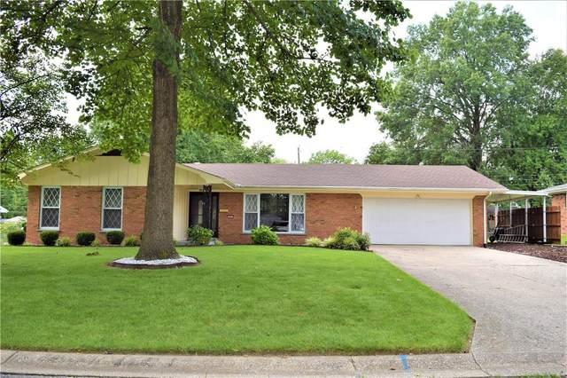 421 Sheraton Drive, Belleville, IL 62223 (#21061678) :: Parson Realty Group