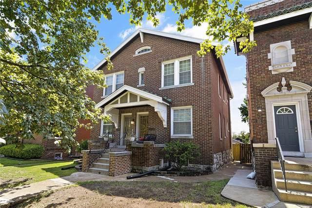 3640 Wilmington Avenue, St Louis, MO 63116 (#21061682) :: Krista Hartmann Home Team