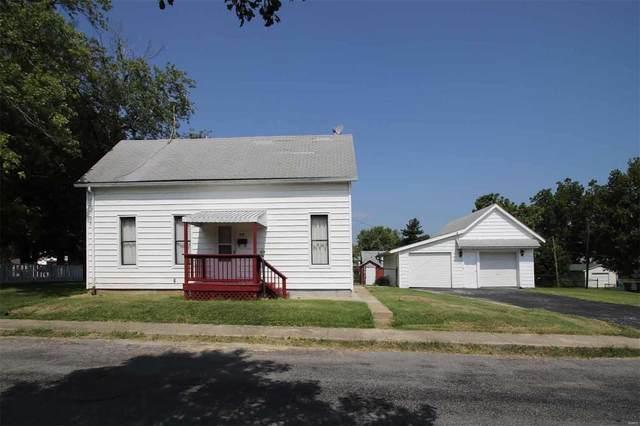 308 W Main Street, Bethalto, IL 62010 (#21061744) :: Palmer House Realty LLC