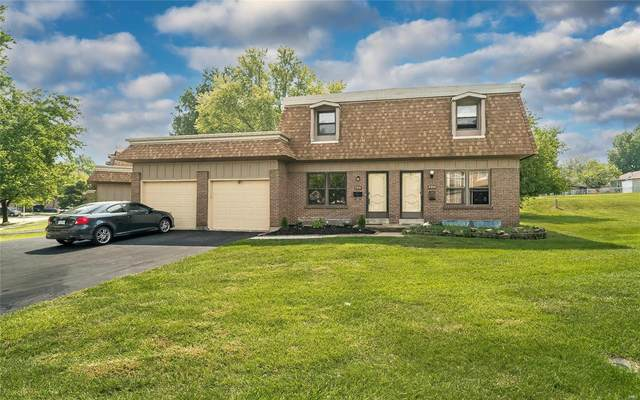 2351 Charlemagne Dr, Maryland Heights, MO 63043 (#21061768) :: Mid Rivers Homes
