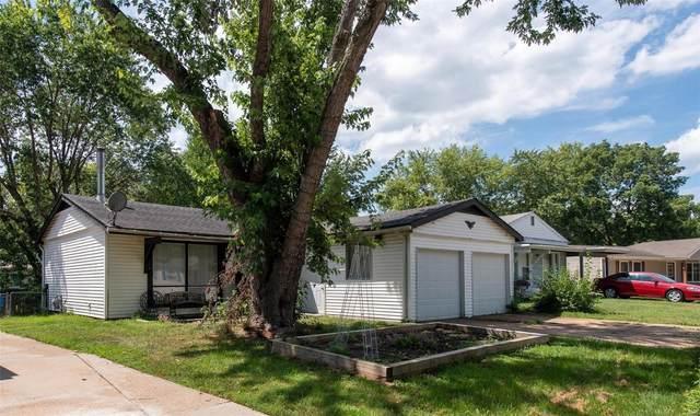 58 Cedar Croft Drive, Pacific, MO 63069 (#21061787) :: Parson Realty Group