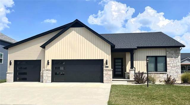3110 Biloxi Drive, Glen Carbon, IL 62034 (#21061822) :: Mid Rivers Homes