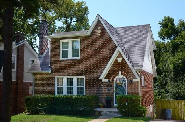 7744 Gissler, St Louis, MO 63117 (#21061893) :: Matt Smith Real Estate Group
