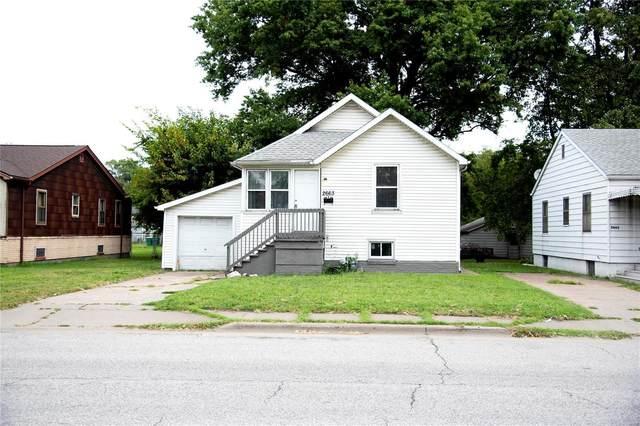 2663 E 23rd, Granite City, IL 62040 (#21062076) :: Parson Realty Group