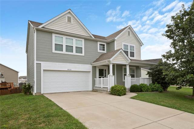 2620 Cedar Grove Drive, Belleville, IL 62221 (#21062081) :: Parson Realty Group