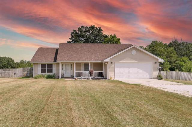 5886 Shelly Drive, Fulton, MO 65251 (#21062125) :: Blasingame Group | Keller Williams Marquee
