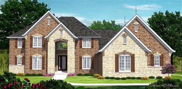 33 West Drive, Chesterfield, MO 63017 (#21062178) :: Jenna Davis Homes LLC