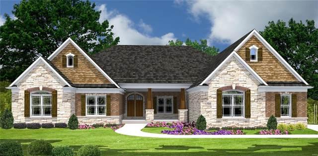 35 West Drive, Chesterfield, MO 63017 (#21062179) :: Jenna Davis Homes LLC