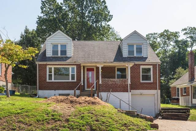 3406 Havenbrook Drive, St Louis, MO 63114 (#21062206) :: Clarity Street Realty