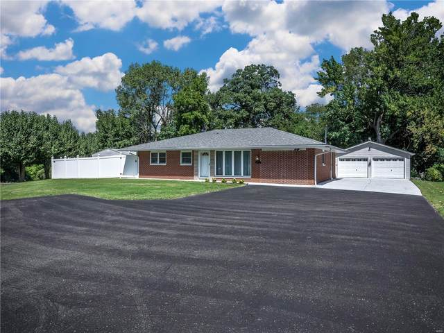 500 E Center, Troy, IL 62294 (#21062211) :: St. Louis Finest Homes Realty Group