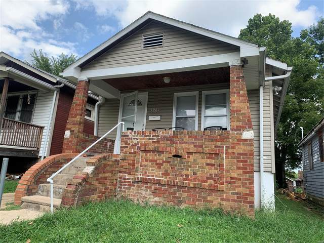 St Louis, MO 63136 :: Parson Realty Group