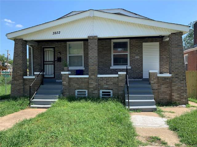 3932 Missouri Avenue, St Louis, MO 63118 (#21062292) :: Parson Realty Group