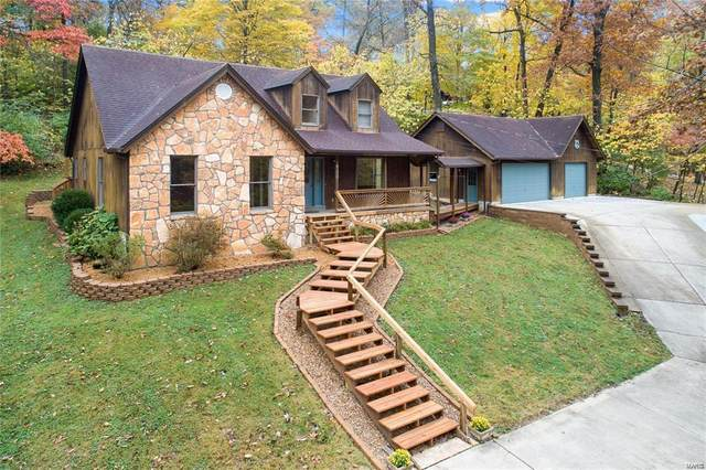 4170 Wincliff Drive, Saint Charles, MO 63304 (#21062298) :: St. Louis Finest Homes Realty Group