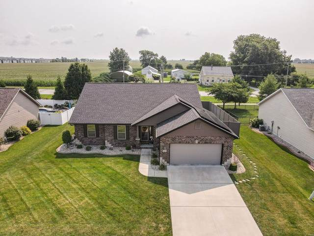 920 Indian Prairie Drive, Mascoutah, IL 62258 (#21062328) :: Clarity Street Realty