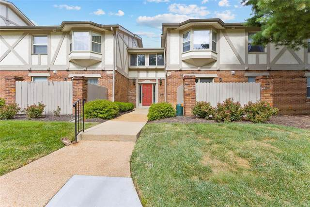 1431 Willow Brook Cove #3, St Louis, MO 63146 (#21062361) :: Clarity Street Realty